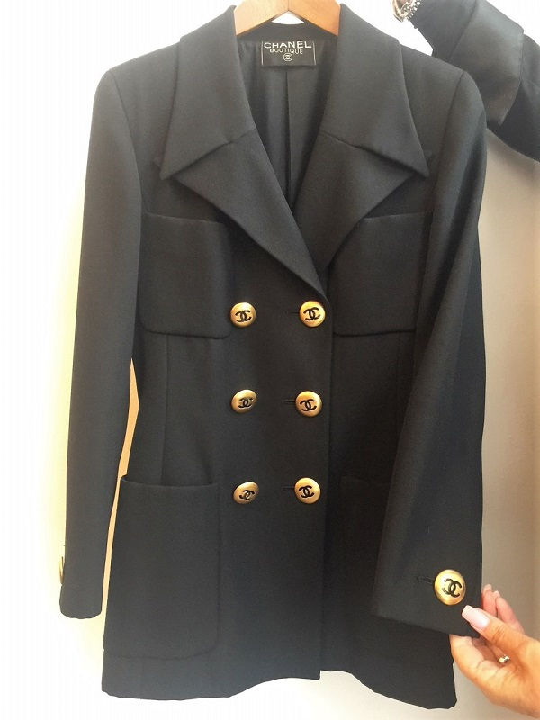 Chanel Jackets